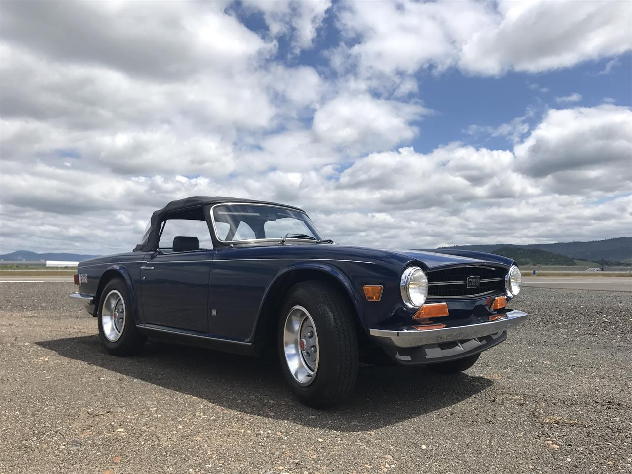 1973 Triumph TR6 for sale in Medford, OR