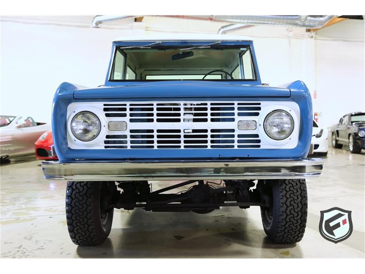 1968 Ford Bronco for sale in Chatsworth, CA – photo 9