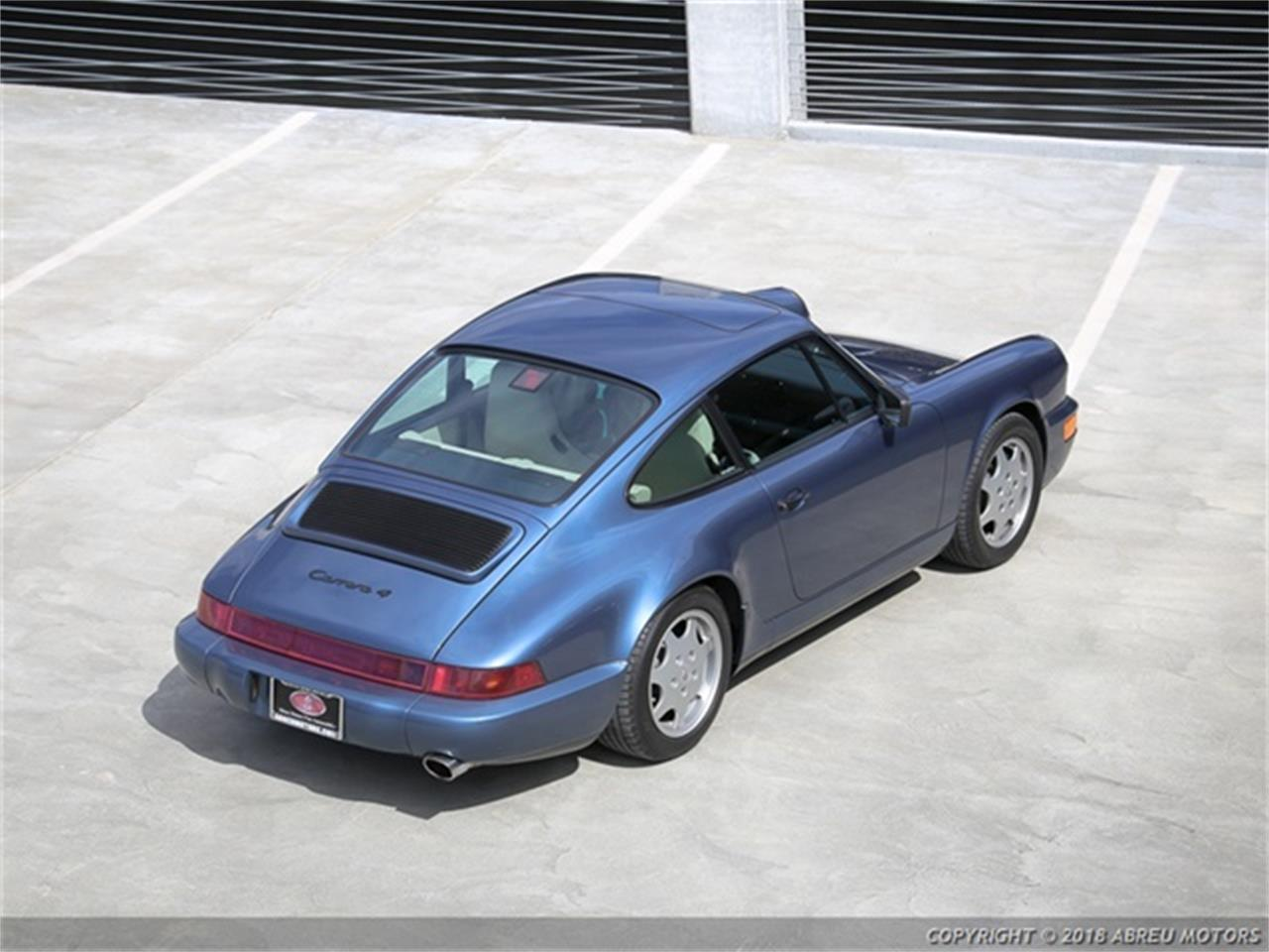 1989 Porsche 911 Carrera for sale in Carmel, IN – photo 34
