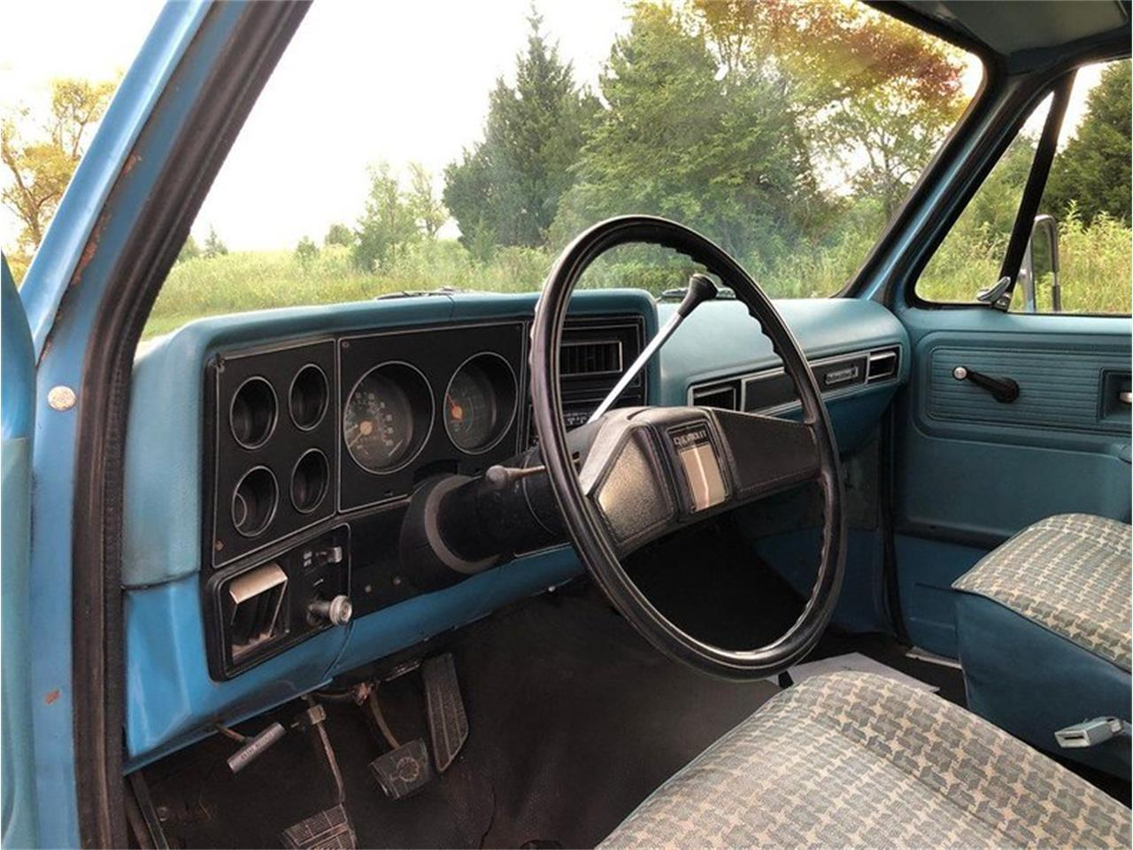1979 Chevrolet Blazer for sale in Lincoln, NE – photo 22