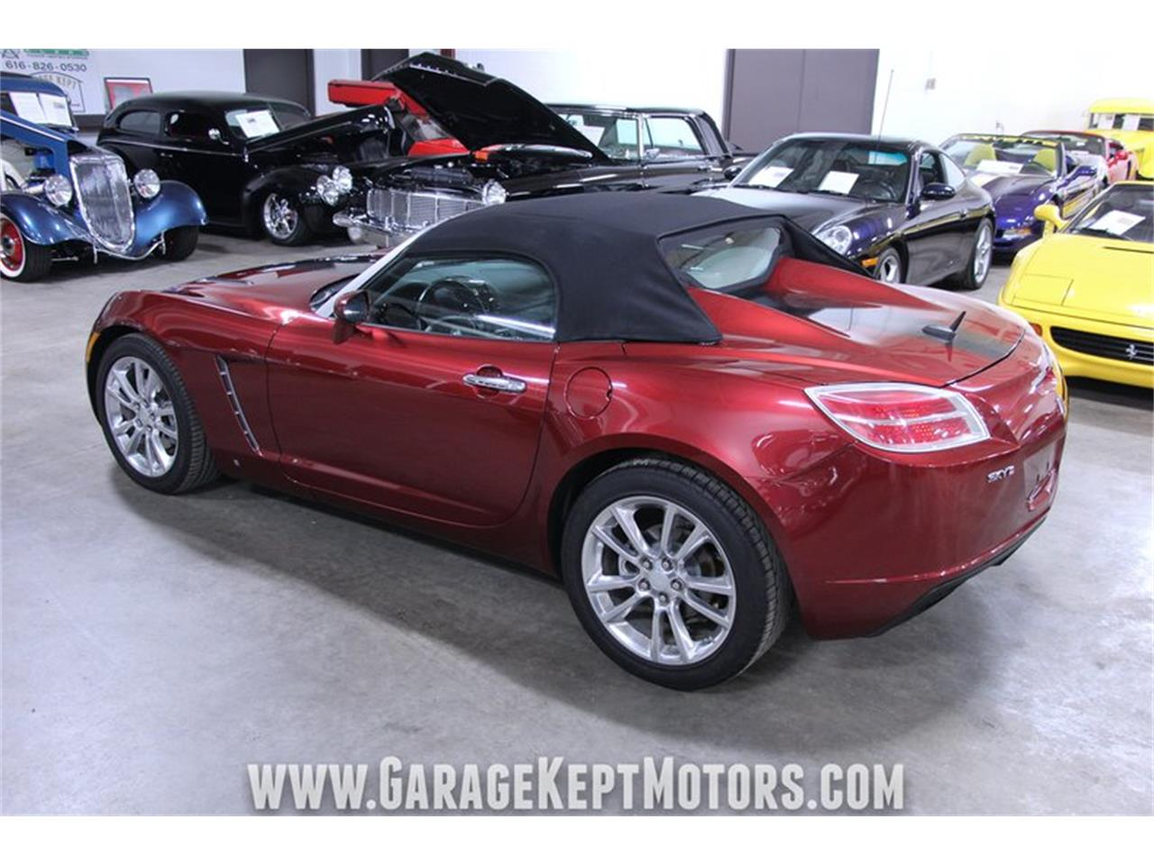 2009 Saturn Sky for sale in Grand Rapids, MI – photo 4