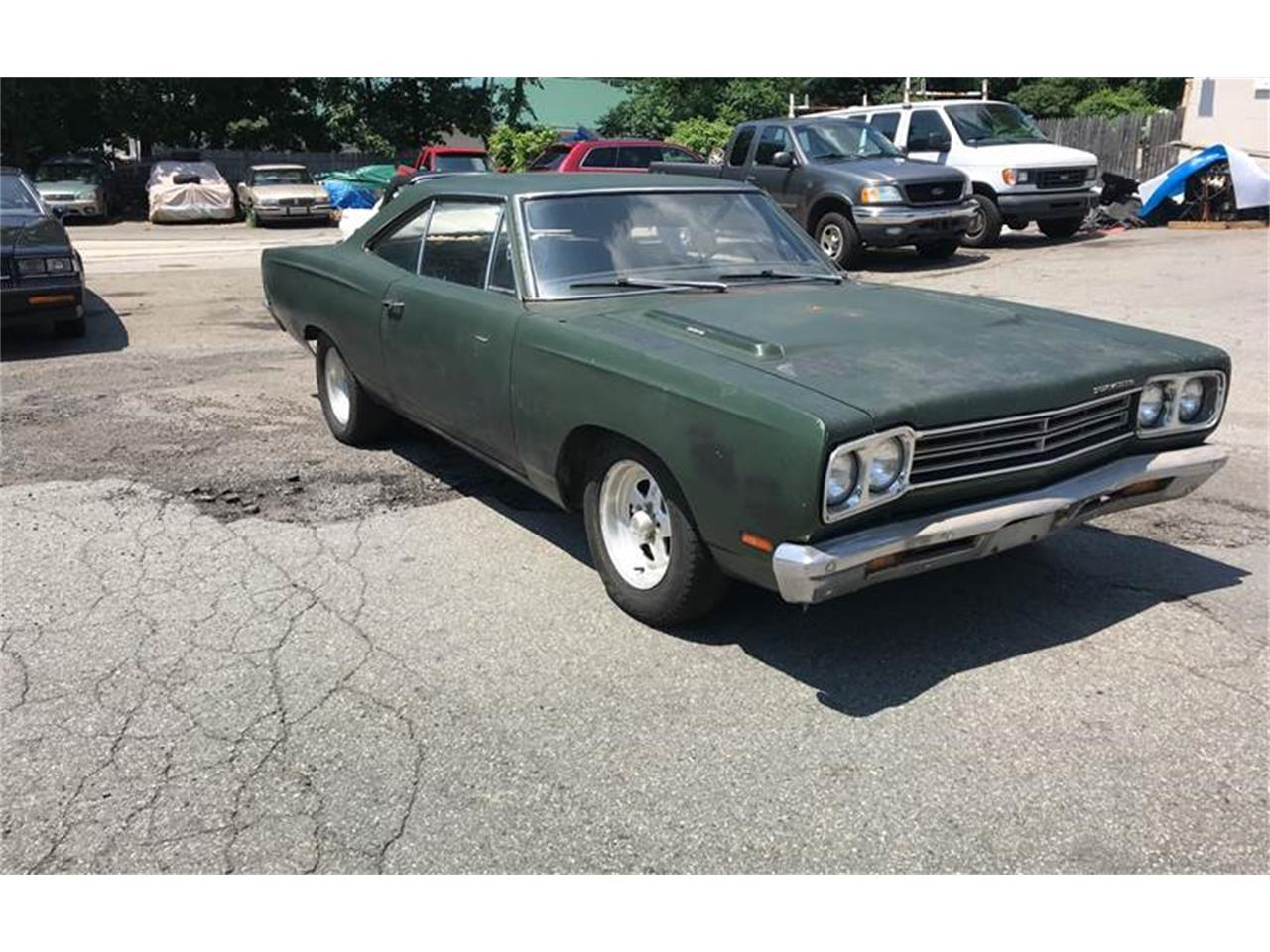 1969 Plymouth Road Runner for sale in Westford, MA