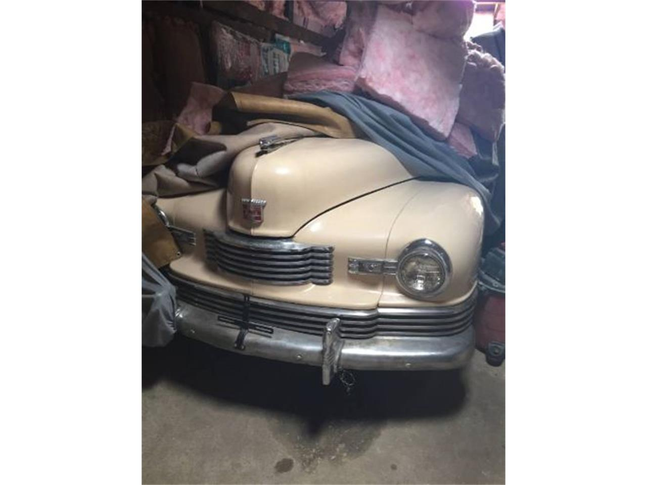1948 Nash Ambassador for sale in Cadillac, MI