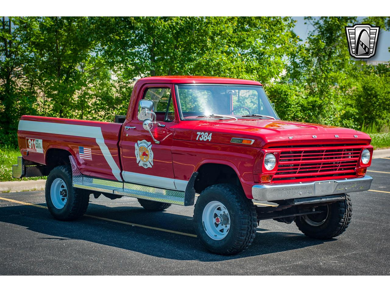 1968 Ford F250 for sale in O'Fallon, IL – photo 7