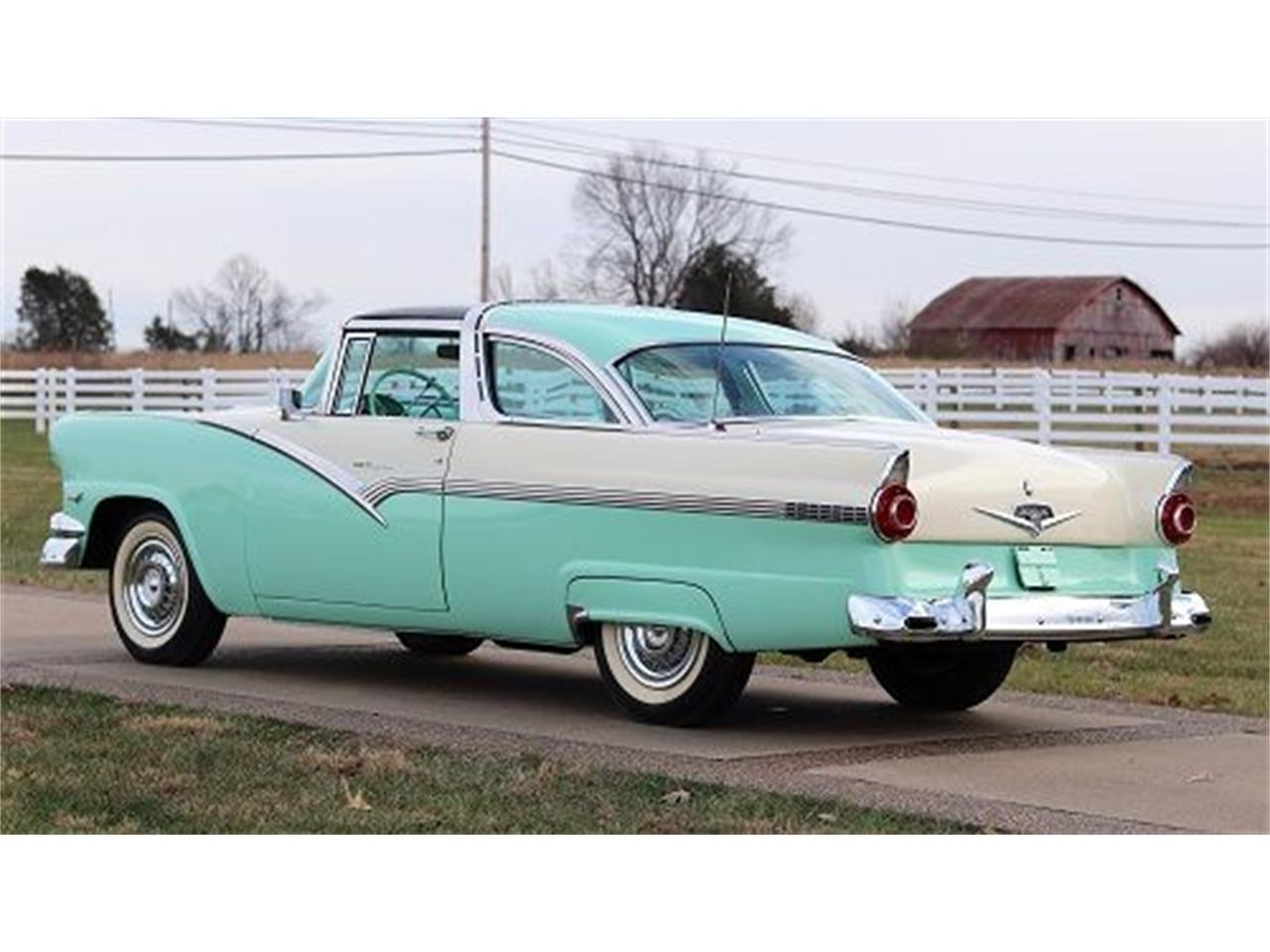 1956 Ford Crown Victoria for sale in Cadillac, MI – photo 4