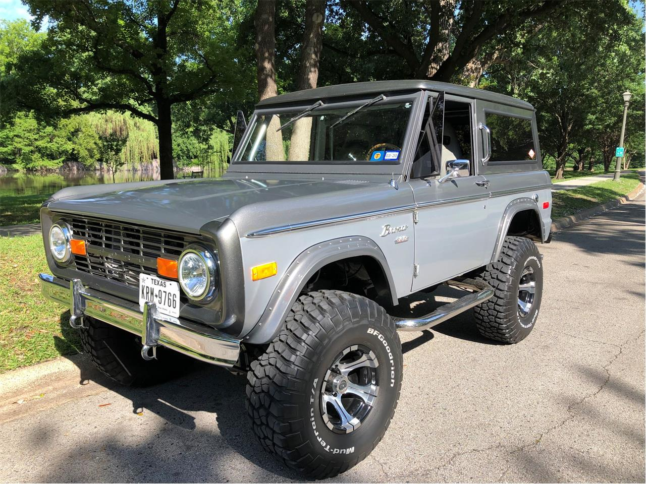 1973 Ford Bronco For Sale In Dallas Tx Classiccarsbay Com