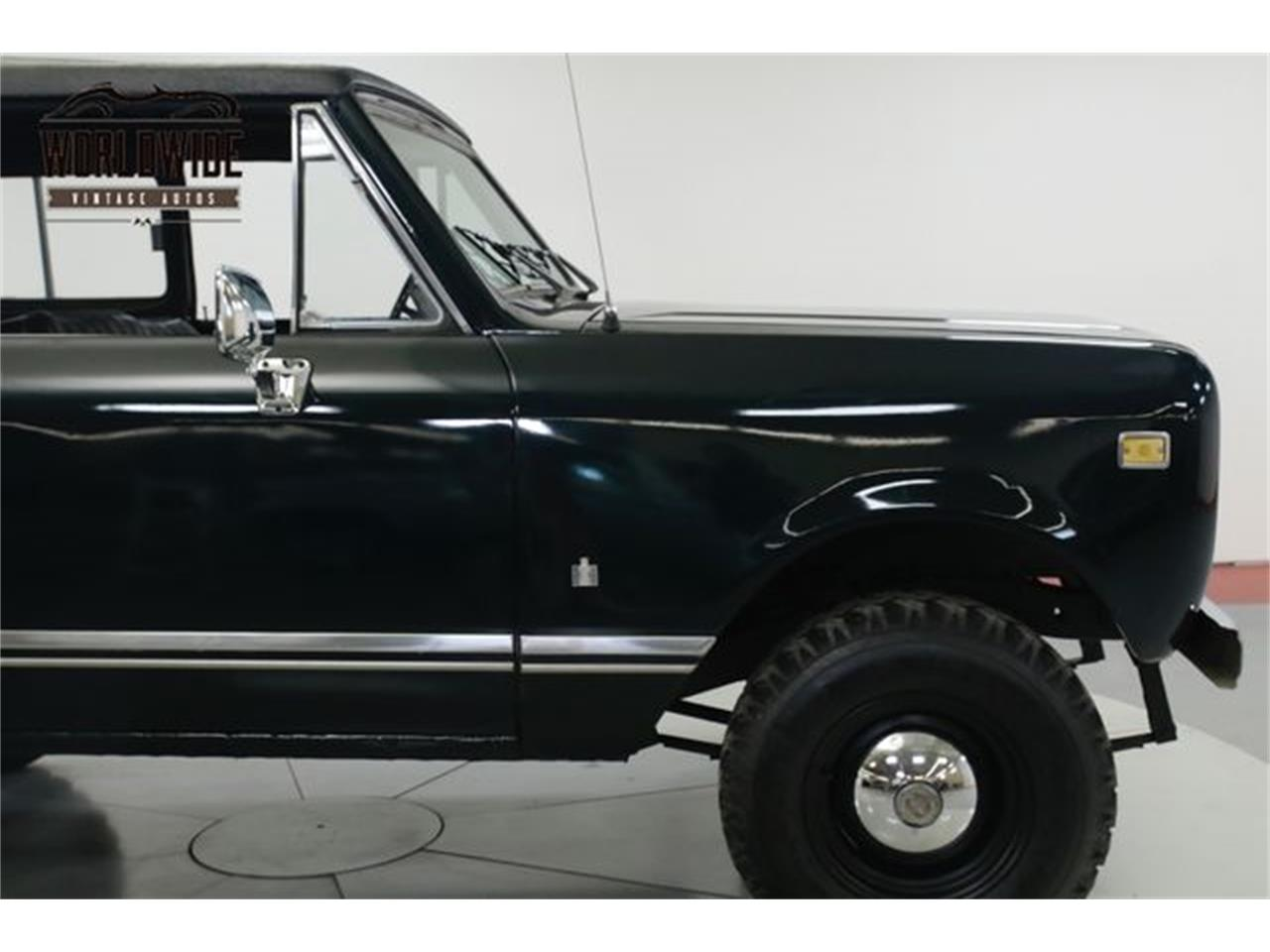 1973 International Scout for sale in Denver , CO – photo 11