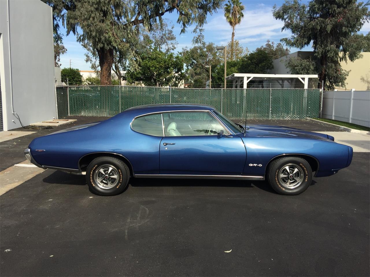 1969 Pontiac GTO for sale in Irvine, CA – photo 2