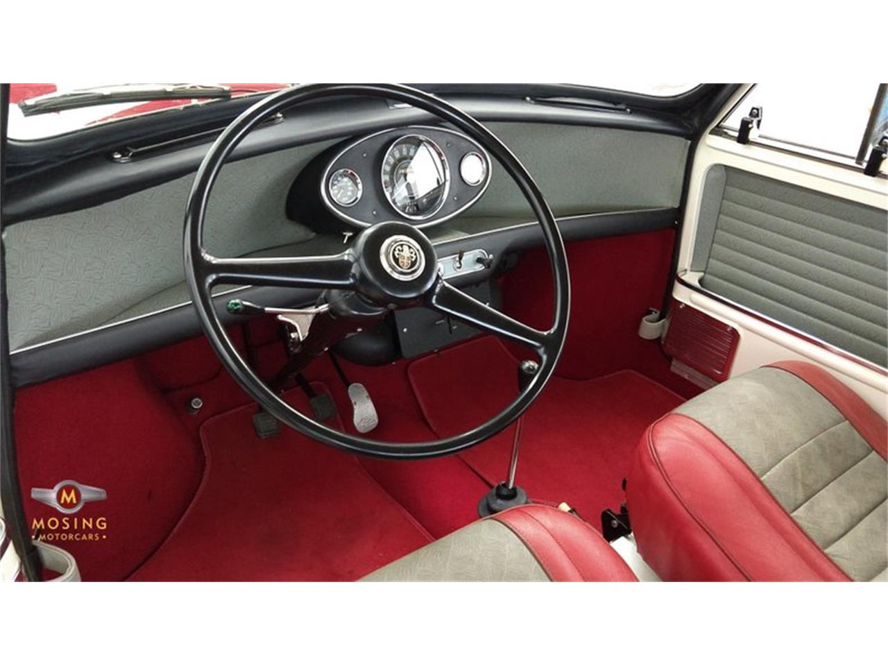 1967 Austin Mini Cooper S for sale in Austin, TX – photo 29