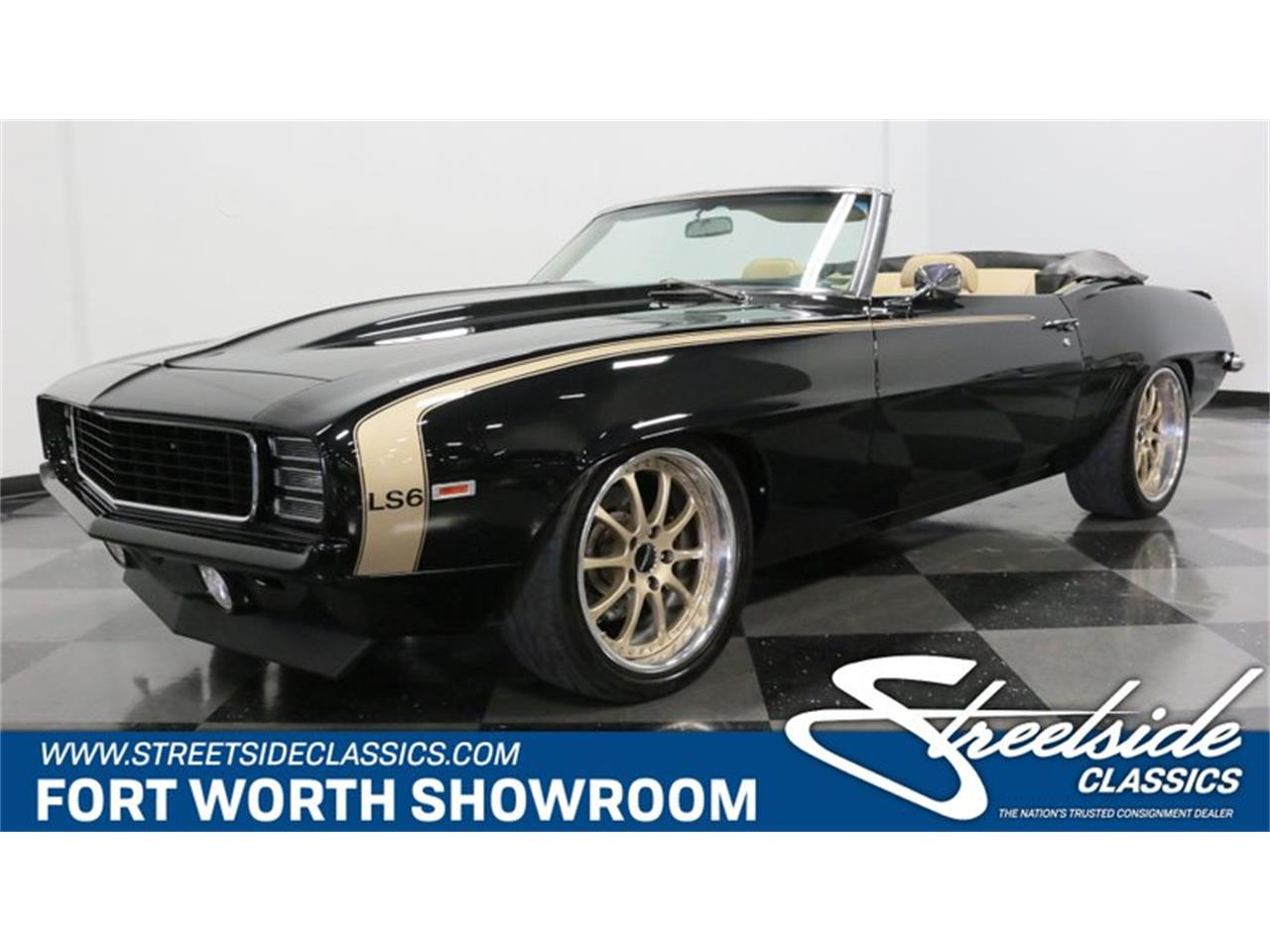 1969 Chevrolet Camaro for sale in Ft Worth, TX