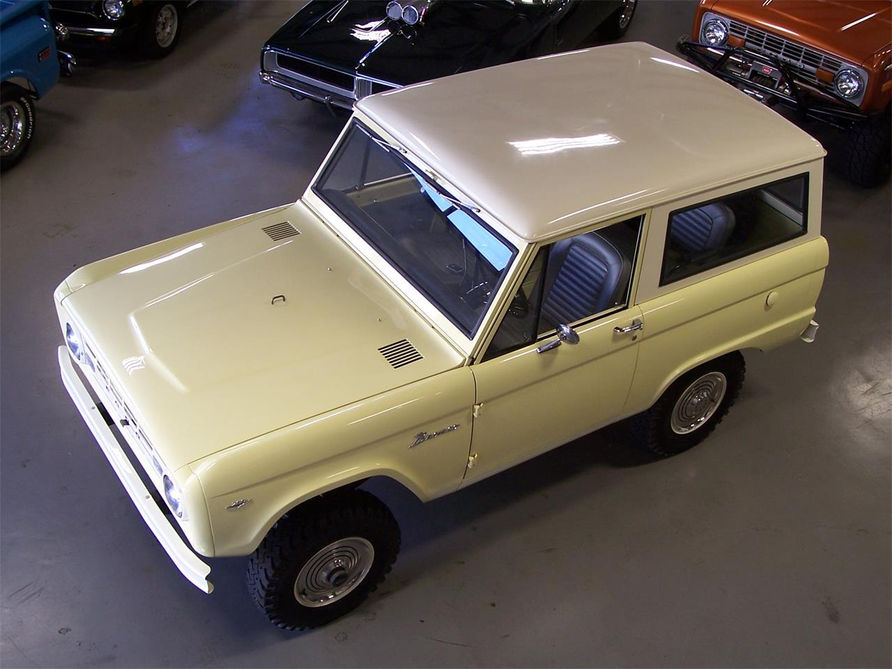 1966 Ford Bronco for sale in Alpharetta, GA – photo 90