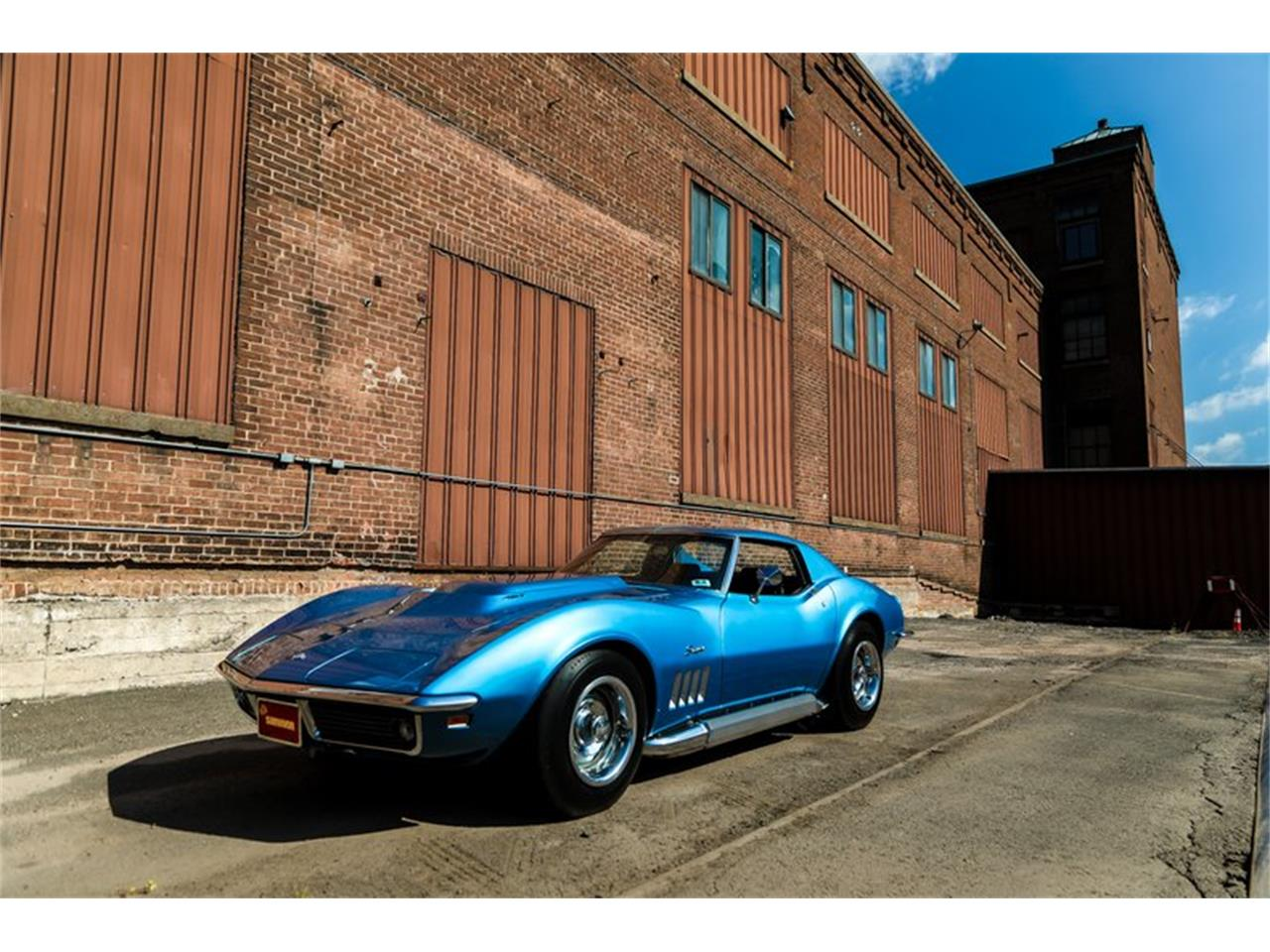 1969 Chevrolet Corvette for sale in Wallingford, CT – photo 16