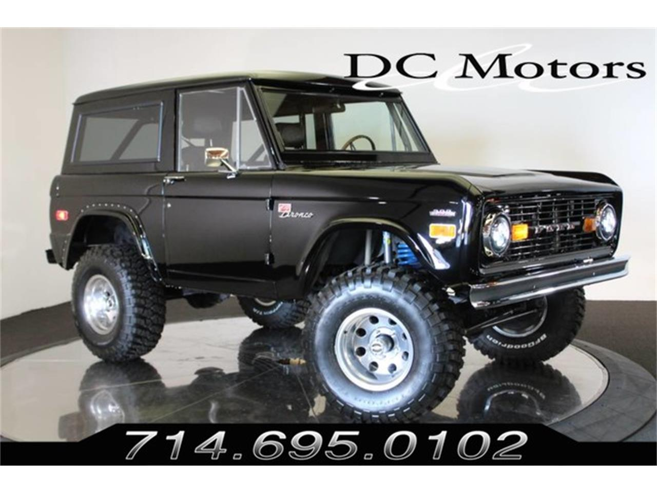 1972 Ford Bronco For Sale In Anaheim Ca Classiccarsbay Com