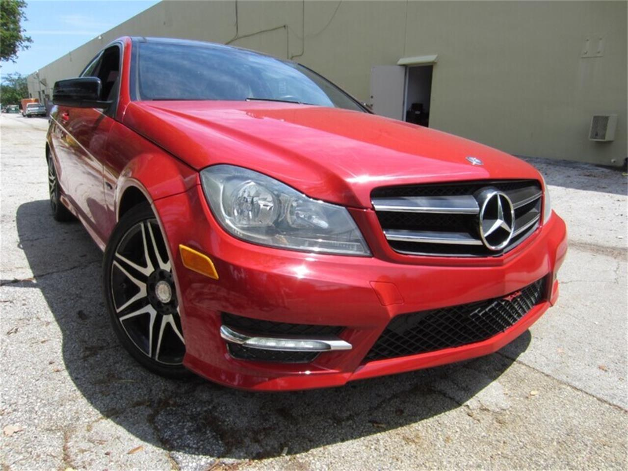 2013 Mercedes-Benz C250 for sale in Delray Beach, FL – photo 3