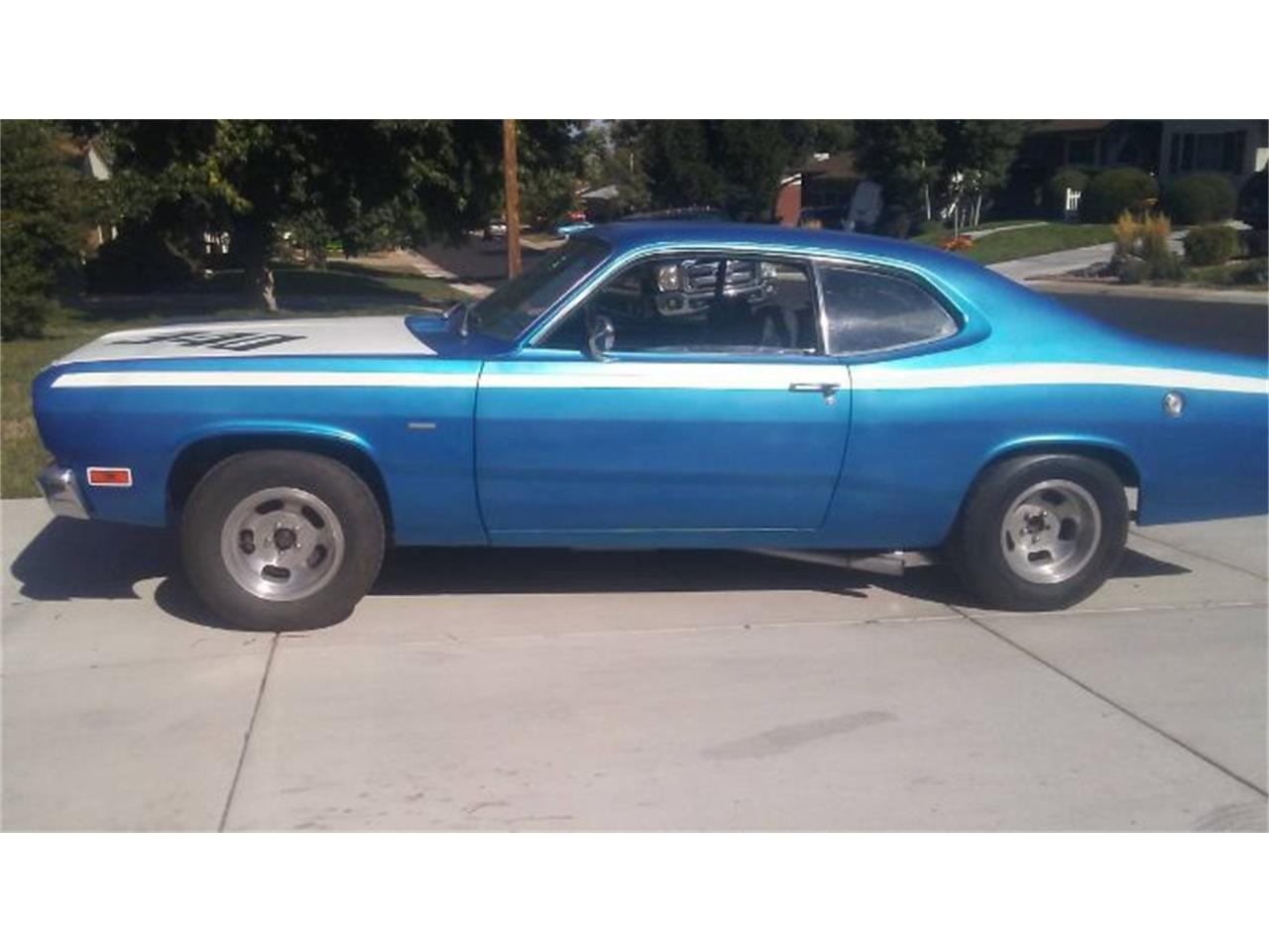 1970 Plymouth Duster for sale in Cadillac, MI