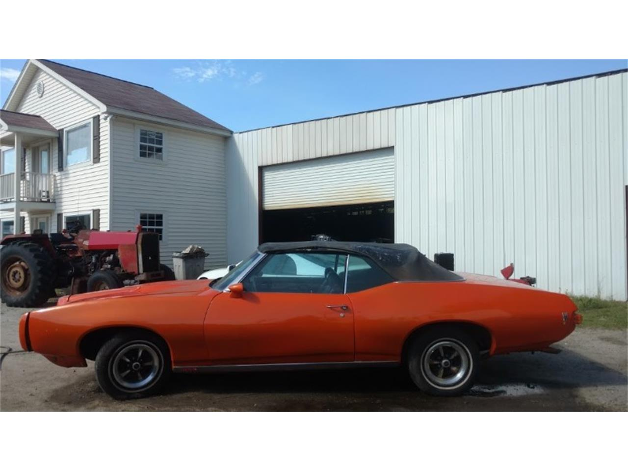 1969 Pontiac LeMans for sale in Gray Court, SC – photo 8