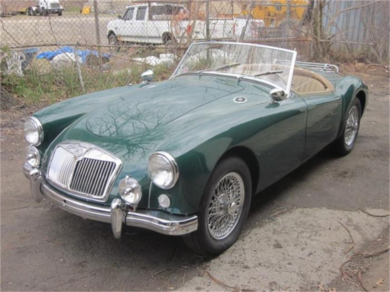 1958 MG MGA for sale in Stratford, CT