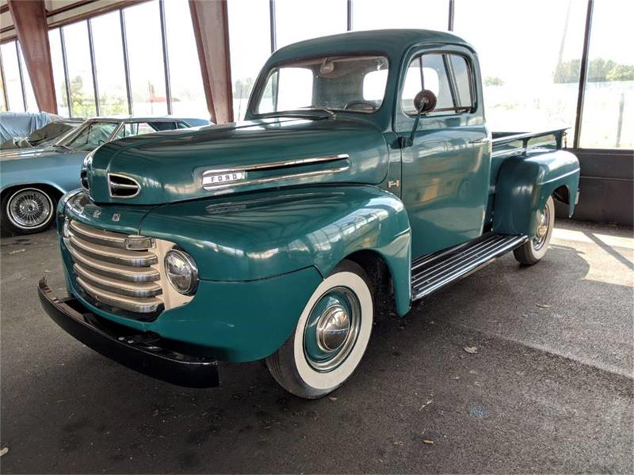 1950 Ford F1 for sale in St. Charles, IL – photo 15