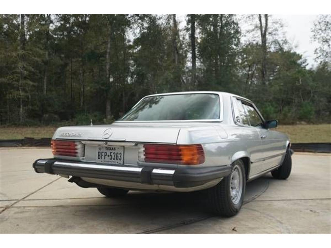 1979 Mercedes-Benz 450SLC for sale in Cadillac, MI – photo 3
