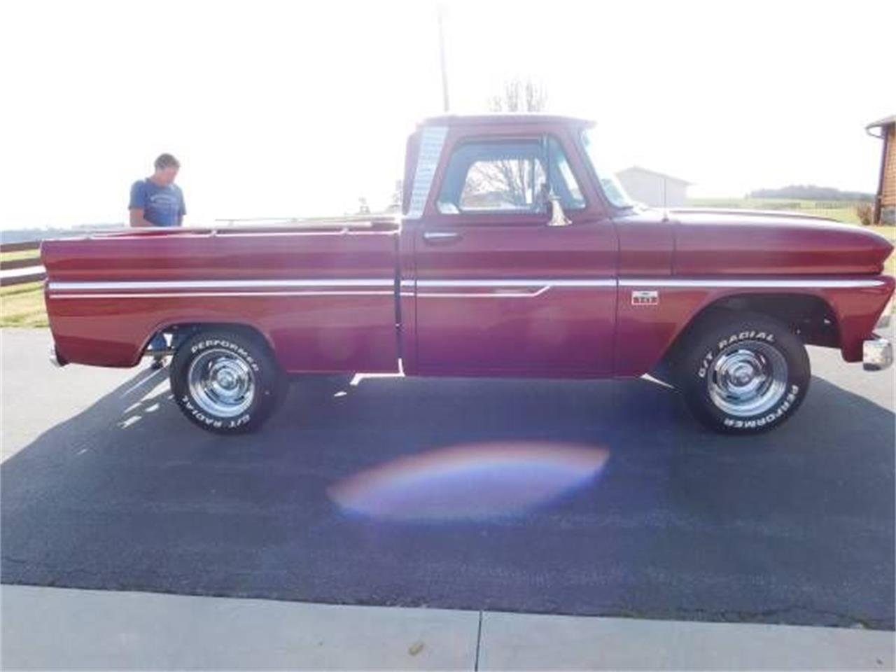 1966 Chevrolet C10 for sale in Cadillac, MI – photo 2