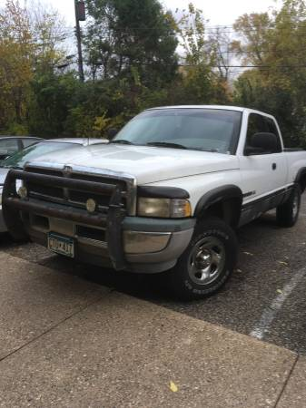 1998 dodge 1500 ram charger 4wd for sale in maplewood mn classiccarsbay com classiccarsbay