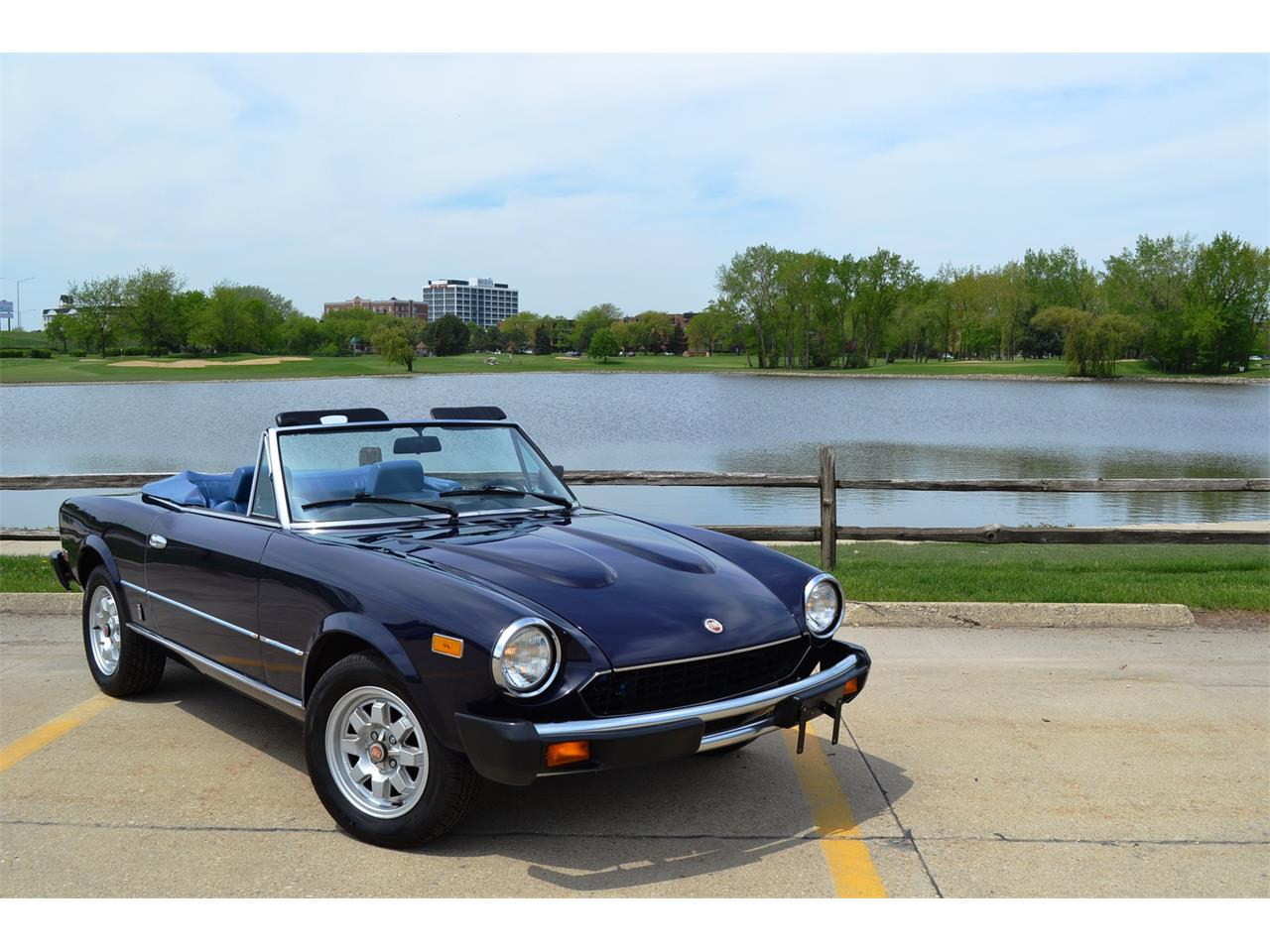 1981 Fiat Spider for sale in Barrington, IL – photo 9