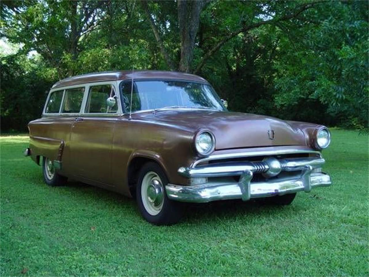 1953 Ford Ranch Wagon for sale in Cadillac, MI – photo 15