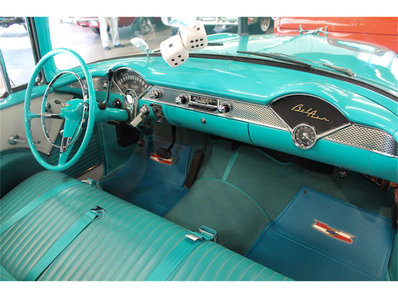 1955 Chevrolet Bel Air for sale in Fairfield, CA – photo 58