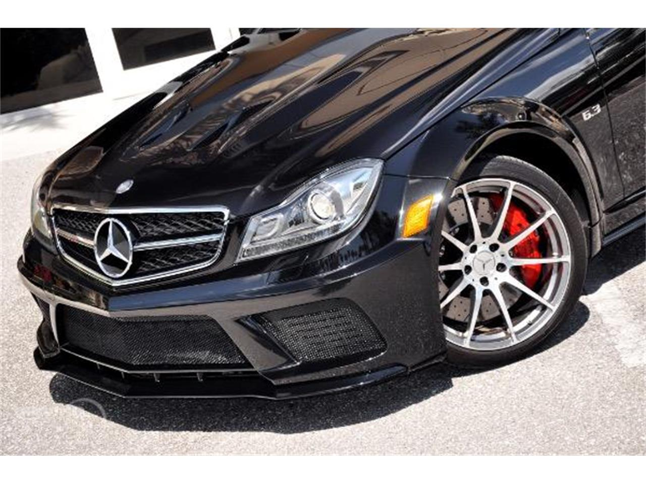 2013 Mercedes-Benz C63 AMG for sale in West Palm Beach, FL – photo 37
