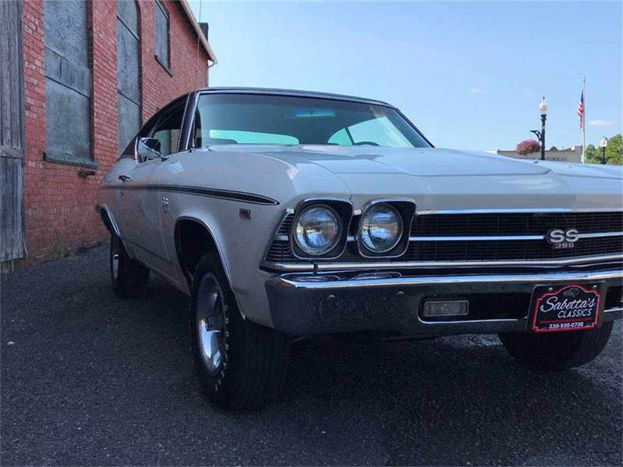 1969 Chevrolet Chevelle for sale in Orville, OH – photo 12