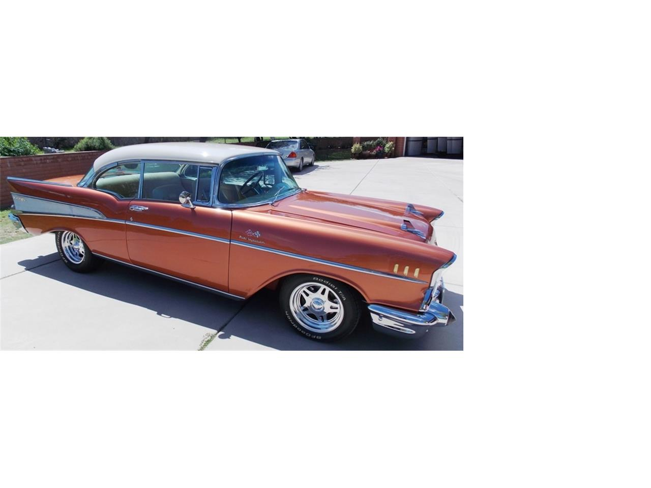 1957 Chevrolet Bel Air for sale in Tucson, AZ – photo 36
