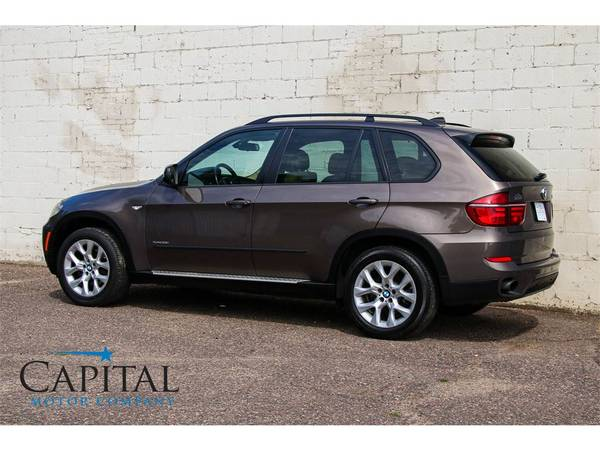 BMW 7-Passenger X5 w/Navigation! Gorgeous Color & Priced Under $15k! for sale in Eau Claire, MN – photo 14