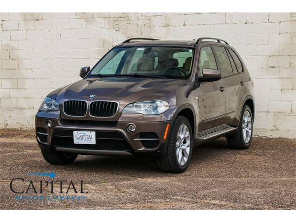 BMW 7-Passenger X5 w/Navigation! Gorgeous Color & Priced Under $15k! for sale in Eau Claire, MN – photo 11