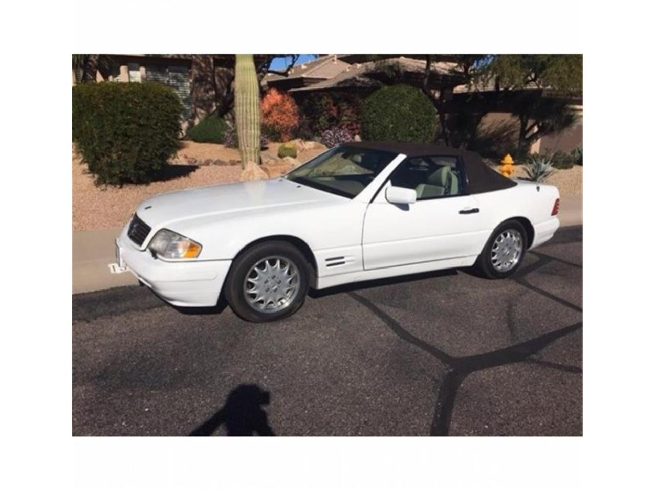1998 Mercedes-Benz SL500 for sale in Peoria, AZ – photo 2