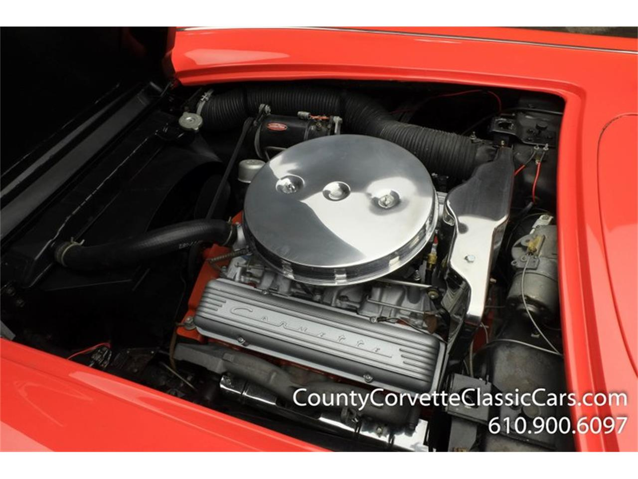 1958 Chevrolet Corvette for sale in West Chester, PA – photo 23
