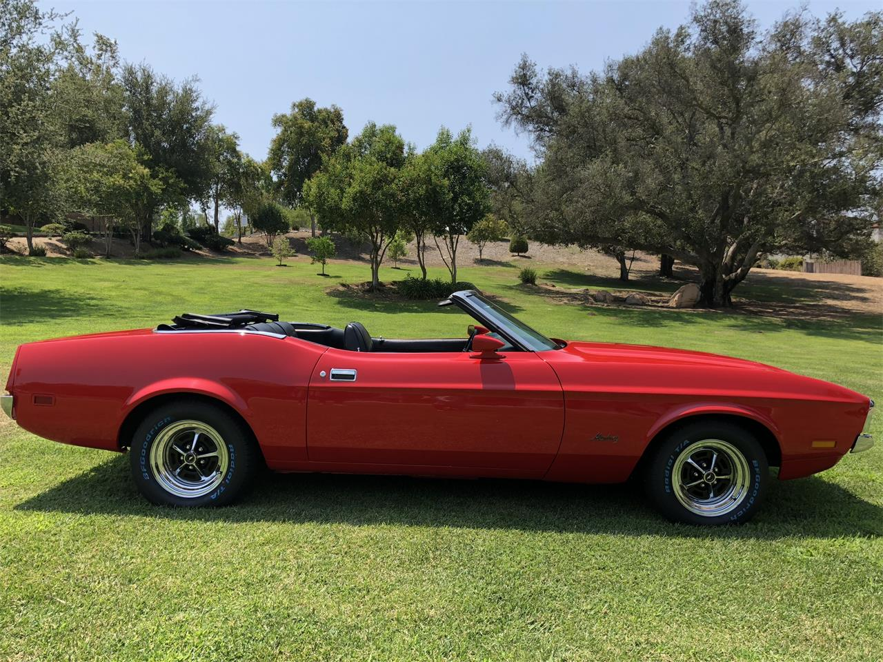 1971 Ford Mustang For Sale In Ramona Ca Classiccarsbay Com