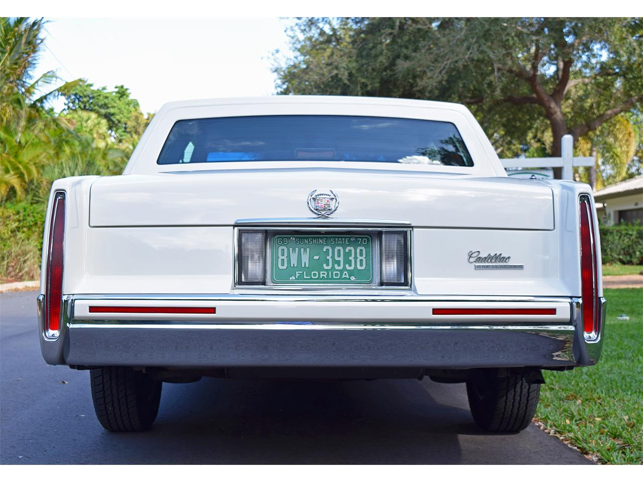 1991 Cadillac Coupe DeVille for sale in West Palm Beach, FL – photo 8