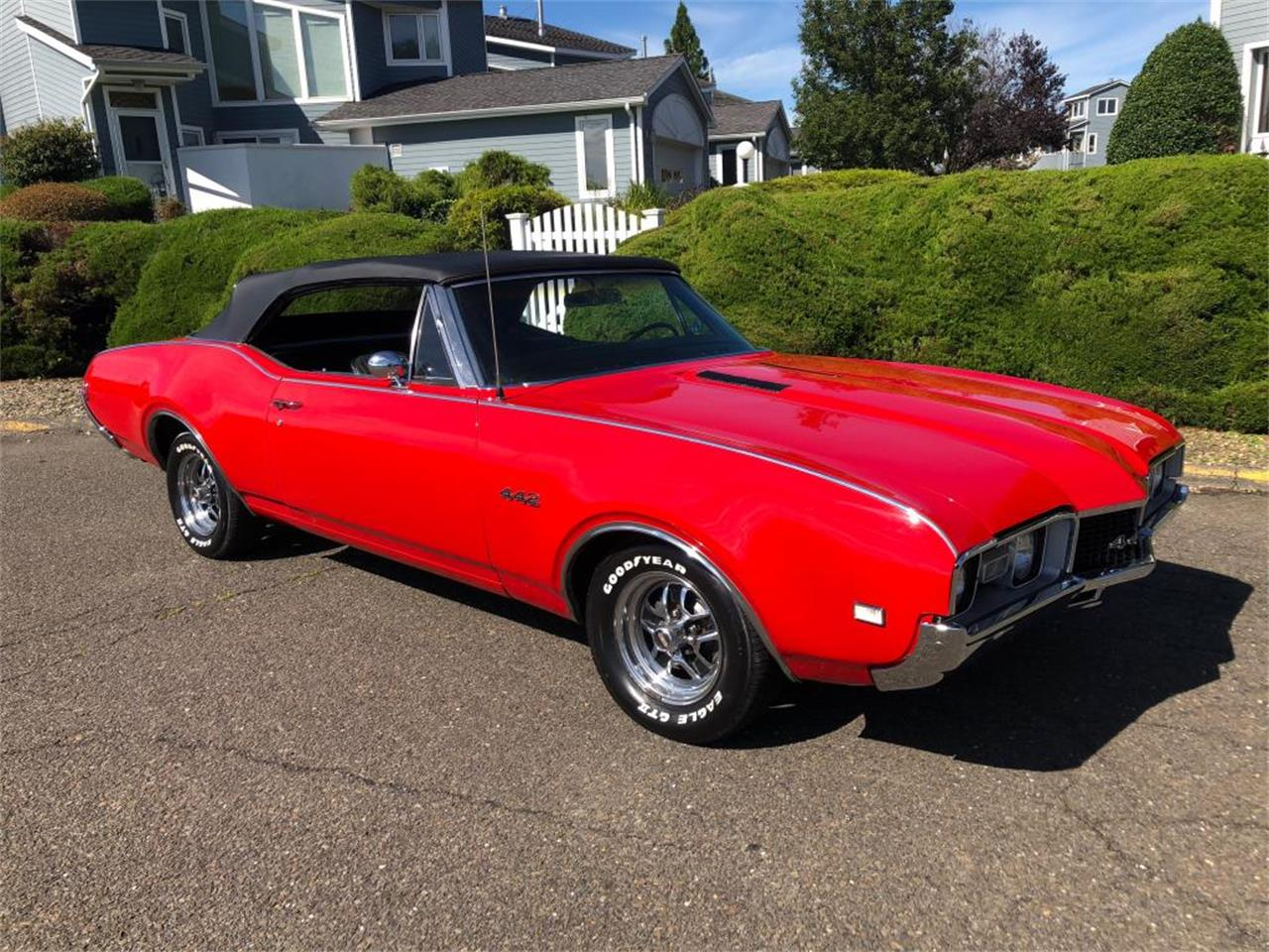 1968 Oldsmobile 442 for sale in Milford City, CT