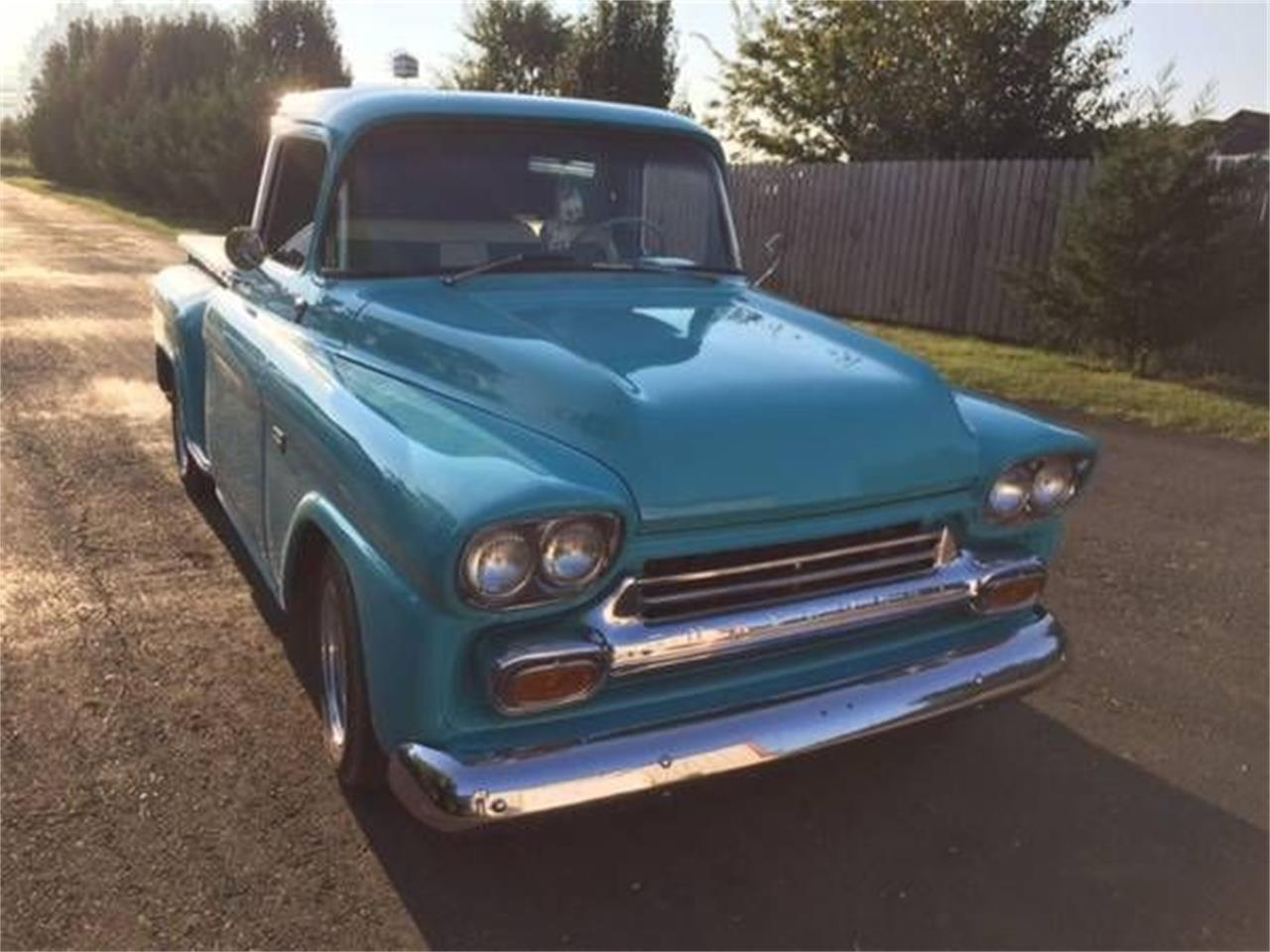 1958 Chevrolet Pickup for sale in Cadillac, MI – photo 5