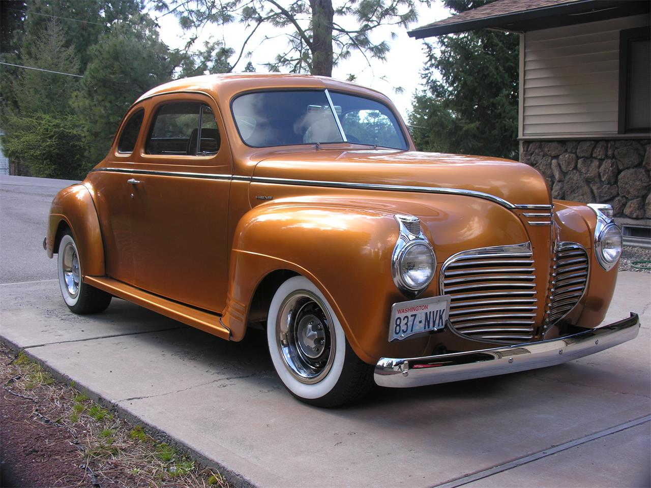 1941 Plymouth Business Coupe for sale in Spokane, WA – photo 2