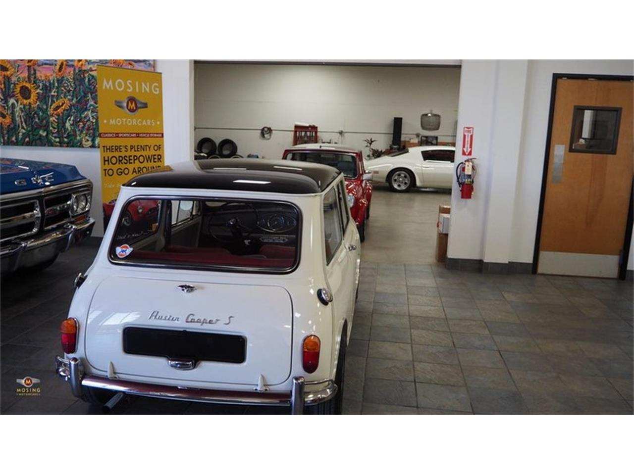 1967 Austin Mini Cooper S for sale in Austin, TX – photo 14