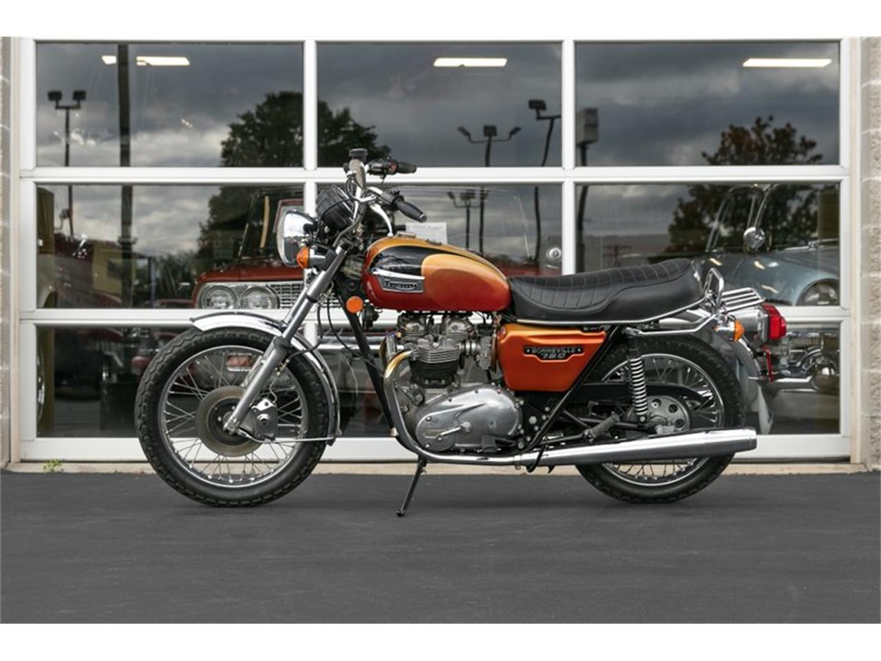 1979 Triumph Bonneville for sale in St. Charles, MO – photo 4