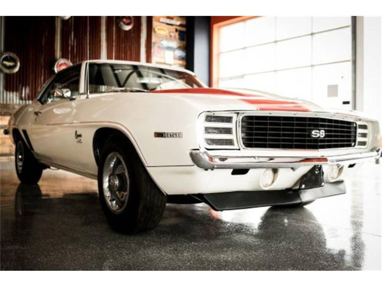 1969 Chevrolet Camaro for sale in Cadillac, MI – photo 4
