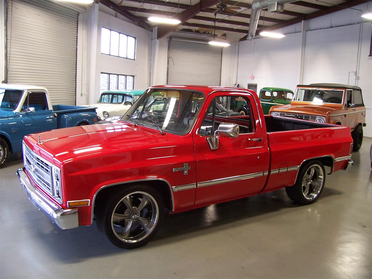 1985 Chevrolet C/K 10 for sale in Alpharetta, GA – photo 9