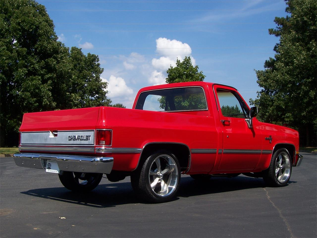 1985 Chevrolet C/K 10 for sale in Alpharetta, GA – photo 88