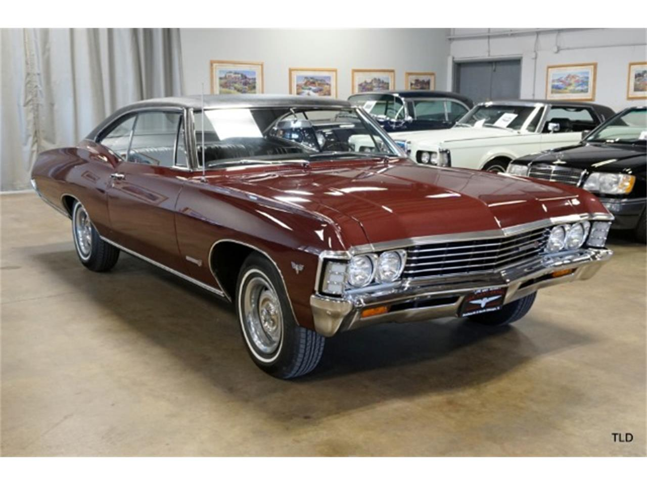 1967 Chevrolet Impala For Sale In Chicago Il Classiccarsbay Com