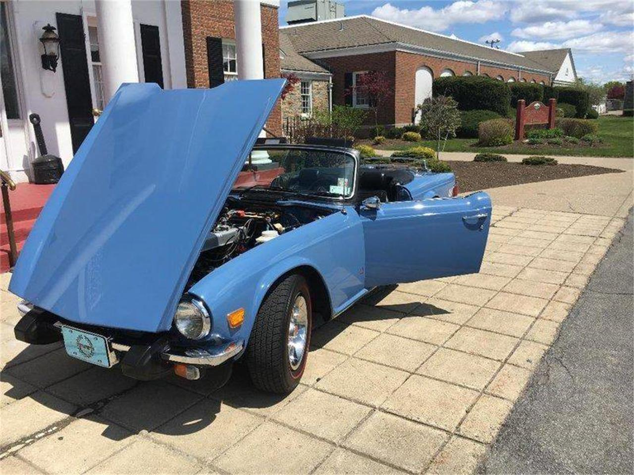 1975 Triumph TR6 for sale in Long Island, NY – photo 12