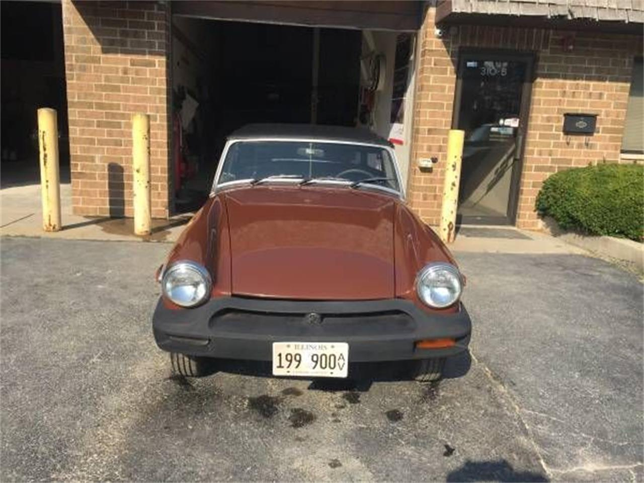 1979 MG Midget for sale in Cadillac, MI – photo 7