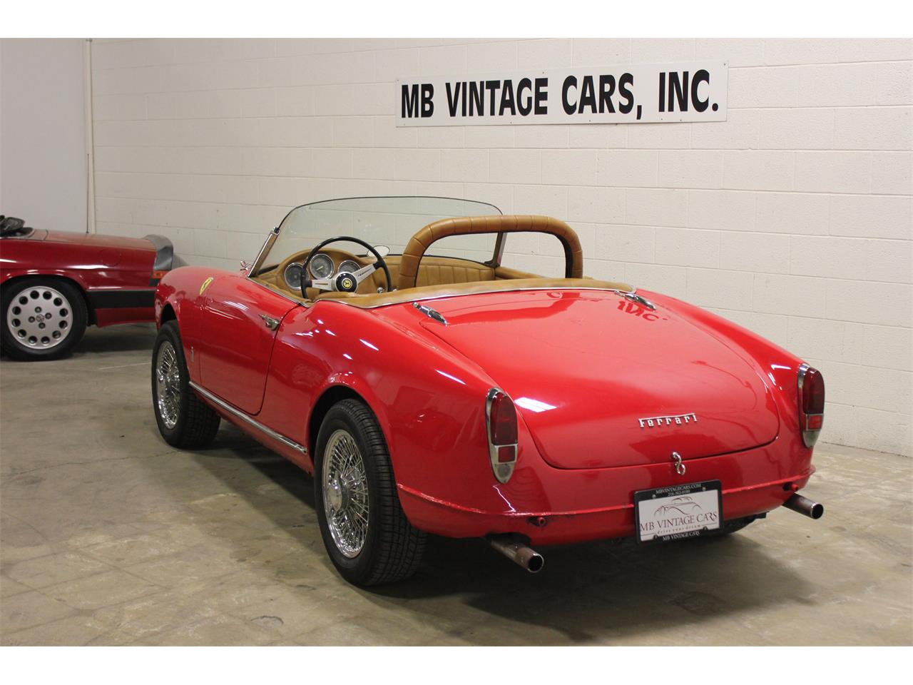 1966 Alfa Romeo Giulietta Spider for sale in Cleveland, OH – photo 45
