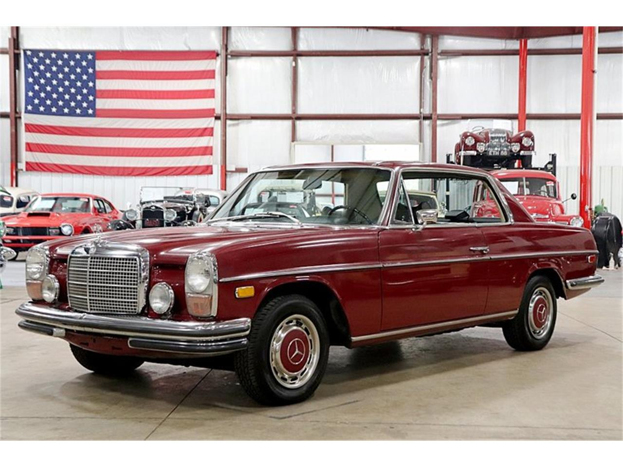 1971 Mercedes-Benz 250C for sale in Kentwood, MI